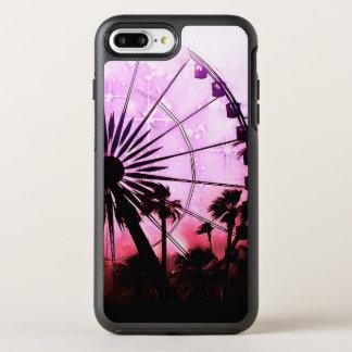 Ferris Wheel (Pink) iPhone 7 Plus Otterbox Case