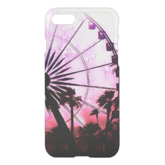 Ferris Wheel (Pink) iPhone 8/7 Clearly™ Case