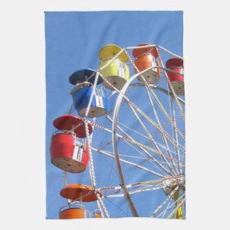 Ferris Wheel Towel