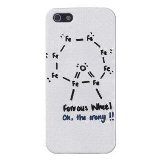 Ferrous Wheel iPhone 5 Case