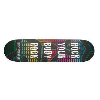 Ferry Corsten - Rock Your Body Rock - Black Skate Board