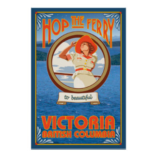 Ferry d'équitation de femme - Victoria, AVANT JÉSU