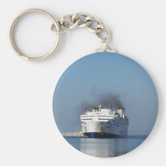 Ferry Lissos Basic Round Button Keychain