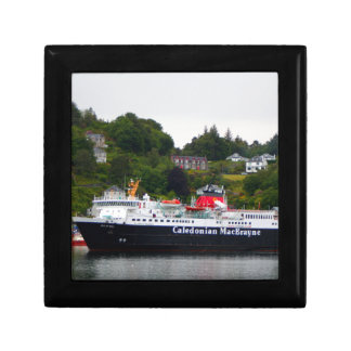 Ferry, Oban, western Scotland Gift Box