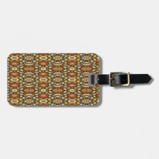 Fertile Crescent Luggage Tag