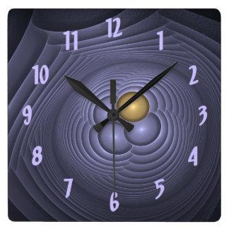 Fertility Square Wall Clock