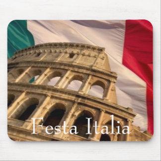 Festa Italia Mouse Pad