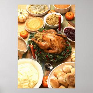 Festin de thanksgiving poster