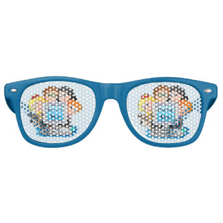 Festival Bytes Computer Club shades Sunglasses