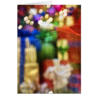 Festival Christmas Card