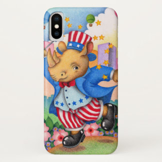 Festival iPhone X Case