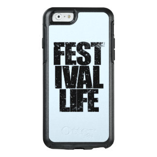 FESTIVAL LIFE (blk) OtterBox iPhone 6/6s Case