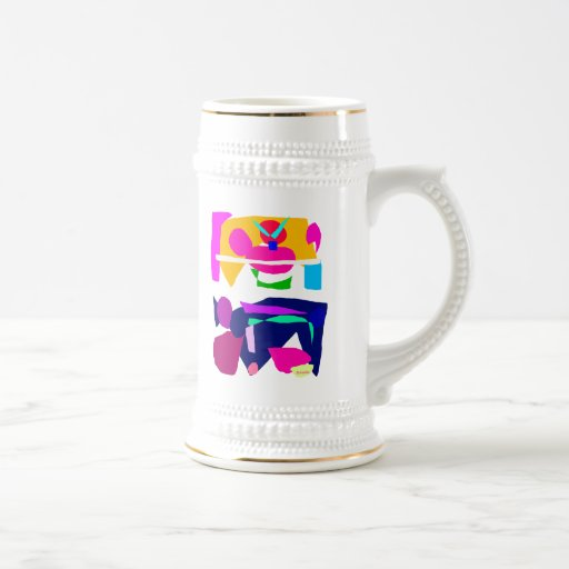 Festival Masks Coffee Mug