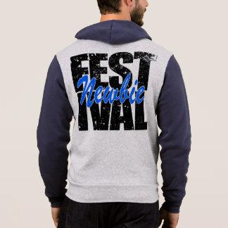 Festival Newbie (blk) Hoodie