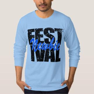 Festival Newbie (blk) T-Shirt