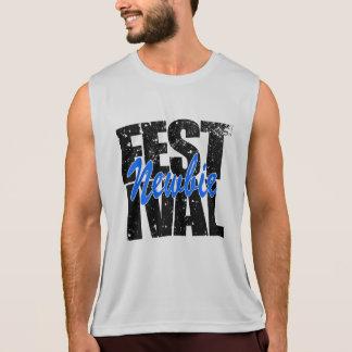 Festival Newbie (blk) Tank Top