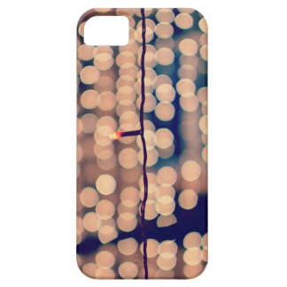 Festival Of Lights. Happy Diwali ! Bokeh iPhone 5 Case