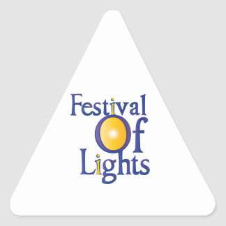 Festival Of Lights Stickers