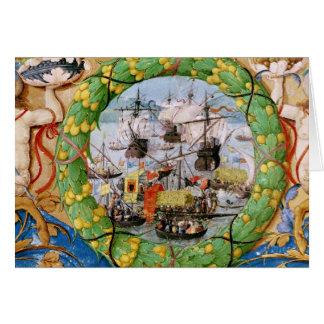 Festival of the Portuguese Fleet Cards