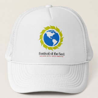 FESTIVAL OF THE SOUL TRUCKER HAT