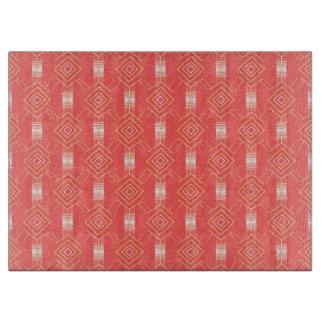 festival pattern peach boards