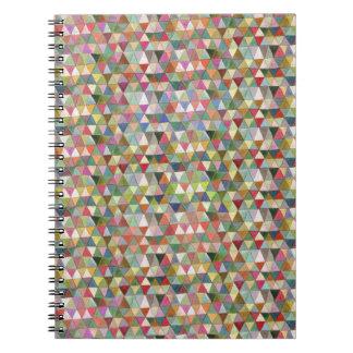 Festival Spiral Notebook