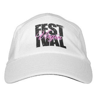 Festival Virgin (blk) Hat