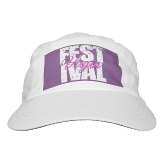 Festival Virgin (wht) Hat
