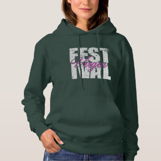Festival Virgin (wht) Hoodie