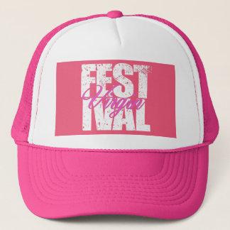 Festival Virgin (wht) Trucker Hat