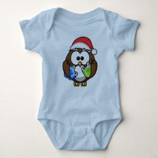 Festive Baby Vest Baby Bodysuit