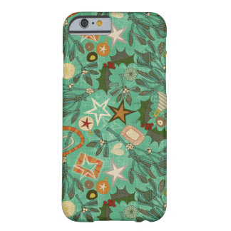 festive berries barely there iPhone 6 case