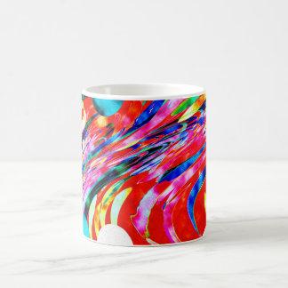 Festive chaos coffee mug