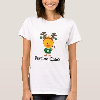 Festive Chick T-Shirt