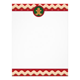 holiday letterhead zazzle ca