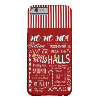 Festive Christmas iPhone 6 Case