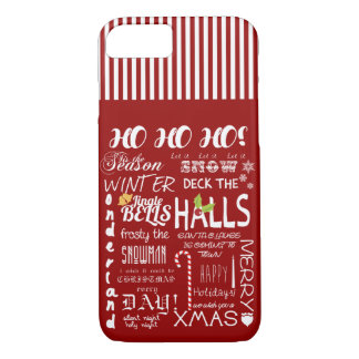 Festive Christmas iPhone 7 Case