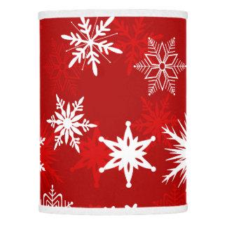 Festive Christmas snowflakes Lamp
