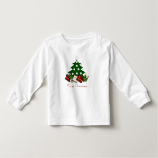 Festive Christmas Tree Tshirt