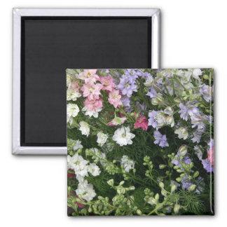 Festive Flower Garden Magnet