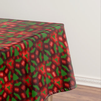 Festive Frill Tablecloth