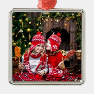 Festive Gifts Metal Ornament