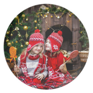 Festive Gifts Plate