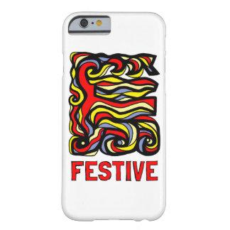 """Festive"" Glossy Phone Case"