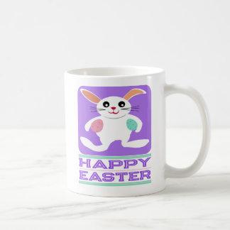 Festive Happy Easter Basic Mug