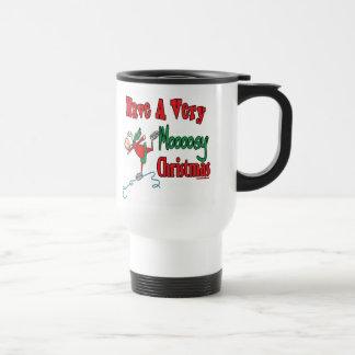 Festive Holiday Mugs