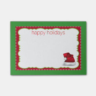 Festive Holiday Post-it® Notes