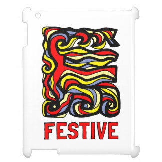 """Festive"" iPad, iPad Mini, iPad Mini 2, iPad Air iPad Case"