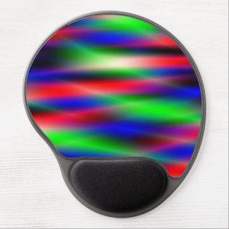 Festive Lines Glass Trinket Bowl Gel Mouse Pad
