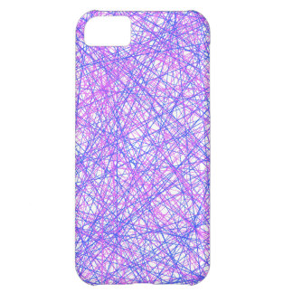 Festive Lines iPhone 5C Covers